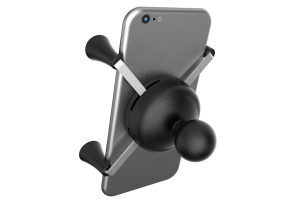 RAM Mounts X-Grip Universal Phone Holder w/ Ball