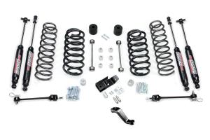 Teraflex 4in Lift Kit W/9550 Shocks - TJ/LJ