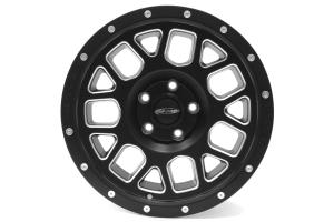 Pro Comp Series 40 Satin Black 17x9 5x5 (Part Number: )