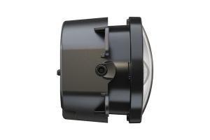 JW Speaker 6145 J2 Series LED Fog Light, Black - Single - JL