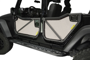 Dirty Dog 4x4 Rancho Tube Door Screens Sand (Part Number: )