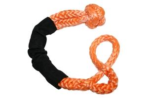 Bulldog Winch Rope Shackle - 5/8in, 61.7klb BS