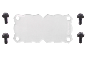 KC Hilites Clear 6in Light Bar Sheild (Part Number: )