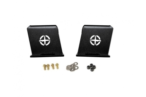 EVO Manufacturing 4in Rear Bump Stop Extension Pair - JT