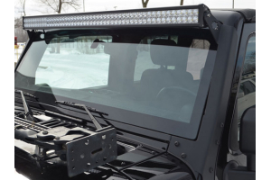 Ace Engineering 50in LED Light Bar Package Black ( Part Number: COMBOPC)