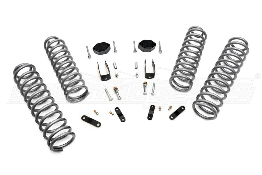 Rough Country 2.5-inch Suspension Lift System (Part Number:901)
