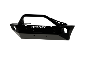 Teraflex Front Epic Bumper W/Hoop Kit Offset Drum Winch (Part Number: )