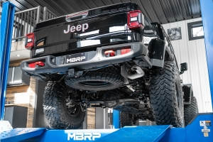 MBRP XP Series 3in Filter Back Exhaust System - JT Diesel