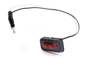 Truck-Lite LED Marker Light Red (Part Number: )