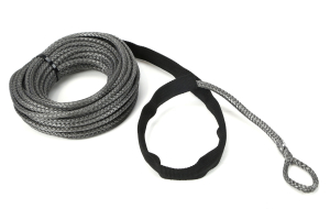 Warn Synthetic Rope Service Kit 3/16in x 50ft (Part Number: )
