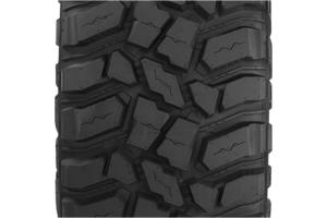 Cooper Tires Discoverer STT Pro Tire, 35x12.50/R20LT