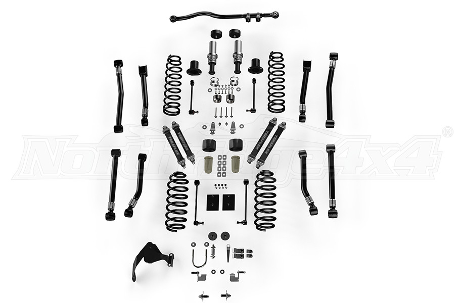 Teraflex JK 2 Door Outback Suspension System (Part Number:1167202)