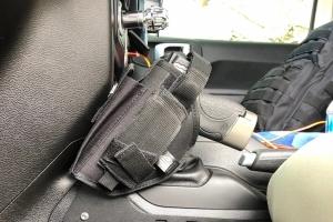 TTO Custom Tactical Pistol Mount, 22-Degree - JT/JL