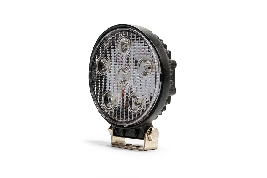 DV8 Offroad Round 5in LED Flood Light (Part Number:R4.3E18W3W)