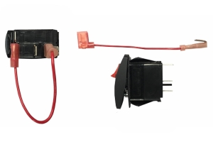 SPod Lockout Safety Switch - Rear Locker