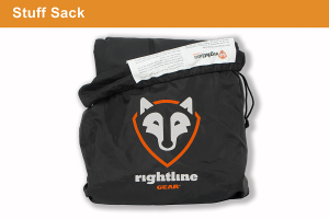Rightline Gear Sport 1 Car Top Carrier Bag (Part Number: )