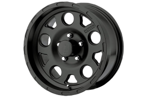 XD SERIES ENDURO MATTE BLACK 17X9 5x5 (Part Number: )