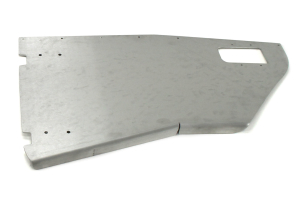 EVO Manufacturing Rear Half Door Sets Aluminum (Part Number: )