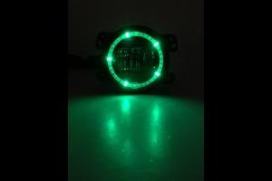 Quake LED Tempest Series 7in HD RGB Headlight/Fog Light Kit - JK/TJ
