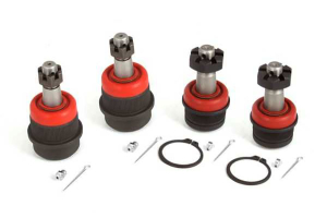 Alloy USA Heavy Duty 4-Piece Ball Joint Set  - CJ 72-86