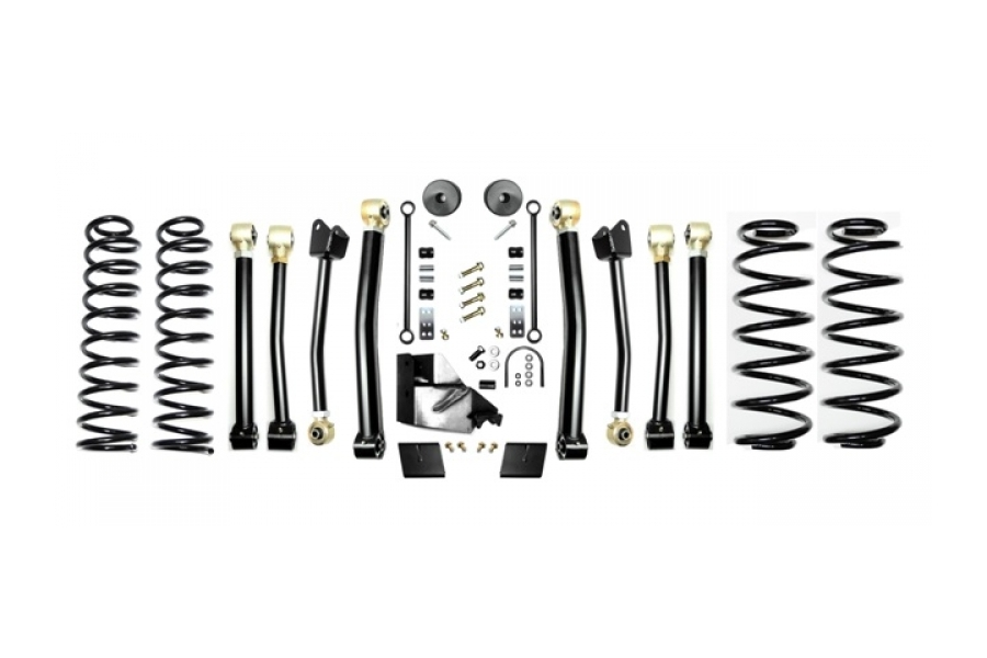 EVO Manufacturing 3.5in Enforcer Lift Kit Stage 4 (Part Number:3013S4)
