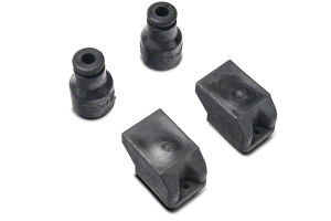 Teraflex 2.5-3in Front and Rear Bump Stop Extension Kit - JK