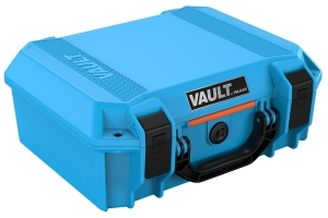 Pelican V200C Vault Medium Eqiupment Case w/ Foam Insert - Blue