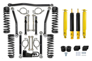 Rock Krawler 3.5 Max Travel Lift Kit, W/ Shock Options - JK 2DR