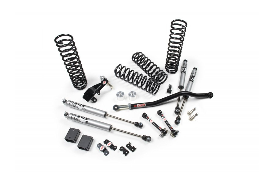 JKS JSPEC 2.5in Suspension Lift Kit (Part Number:103K)