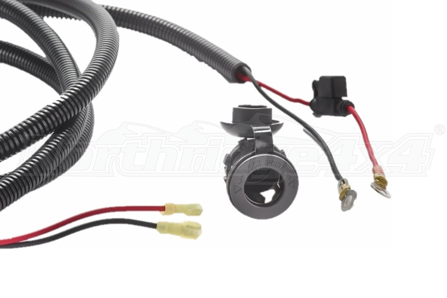 Genesis Offroad 12V Power Outlet Kit