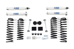 BDS Suspension 2in Lift Kit - JK 4DR 2007-11
