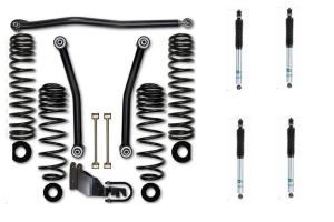 Rock Krawler 2.5in Adventure Series 1 System Lift Kit w/Shocks - JL 2dr