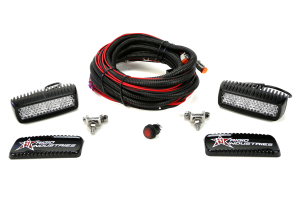 Rigid Industries SR-Q Series Back Up Light Kit Diffused ( Part Number: 98002)