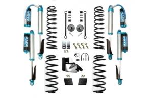 EVO Manufacturing 3.5in Enforcer Lift Kit w/King Shocks Stage 1 (Part Number: )