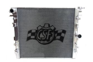 CSF Radiators OE Replacement Radiator - JK 2007-10 3.8L