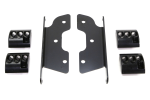 Smittybilt SRC Cage Kit Gloss Black (Part Number: )
