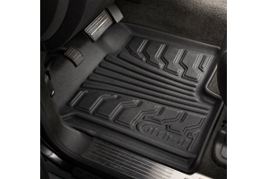 Lund Catch-It Vinyl Front Floor Mats, Black (Part Number: )