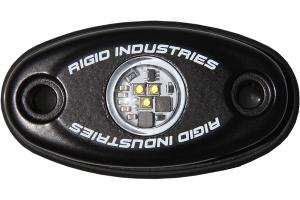 Rigid Industries A-Series High Power Light Black Housing, Pair (Part Number: )
