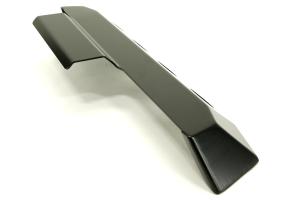 Poison Spyder Brawler MID Front Skid Plate Black (Part Number: )