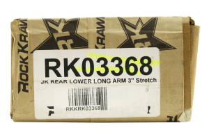 Rock Krawler Stretch Long Rear Lower Control Arm (Part Number: )