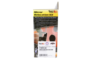 Rugged Ridge Mirror Relcation Brackets - JK