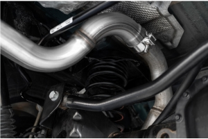 MBRP XP Series 2.5in Axle Back Exhaust System - JL 3.6L/2.0L
