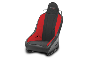 MasterCraft ProSeat Suspension Seat Smoke Red / Black (Part Number: )