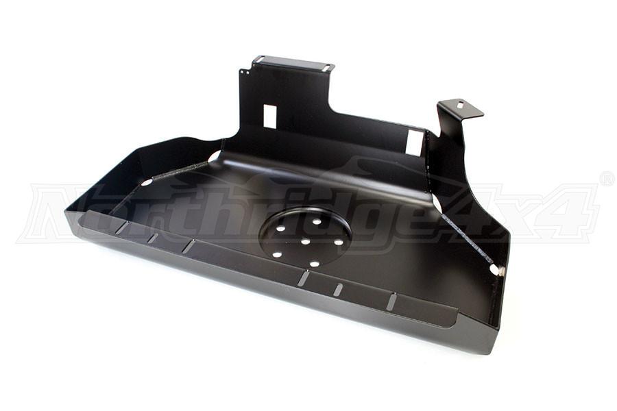 Teraflex TJ HD Gas Tank Skid Plate Kit - TJ/LJ