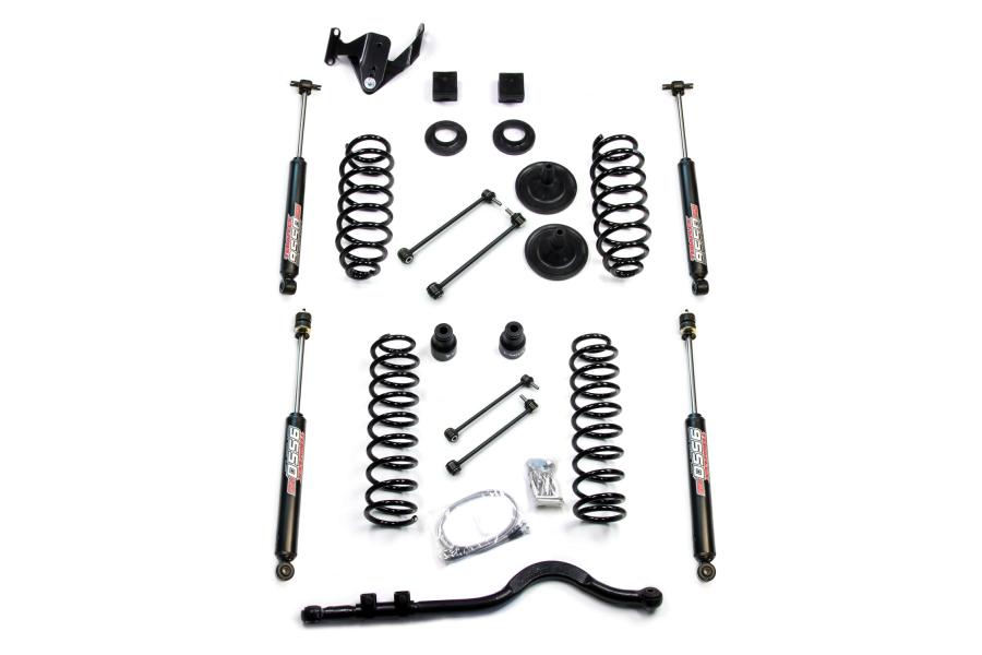Teraflex JK 3IN Lift Kit w/ 9550 Shocks & Trackbar (Part Number:1251220)