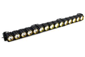 KC Hilites Flex LED Light Bar 30in Black (Part Number: )