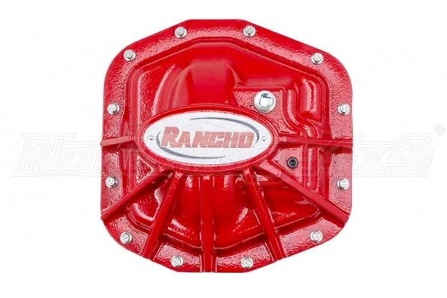Rancho Dana 44 Rear Differential Cover - JT/JL Rubicon