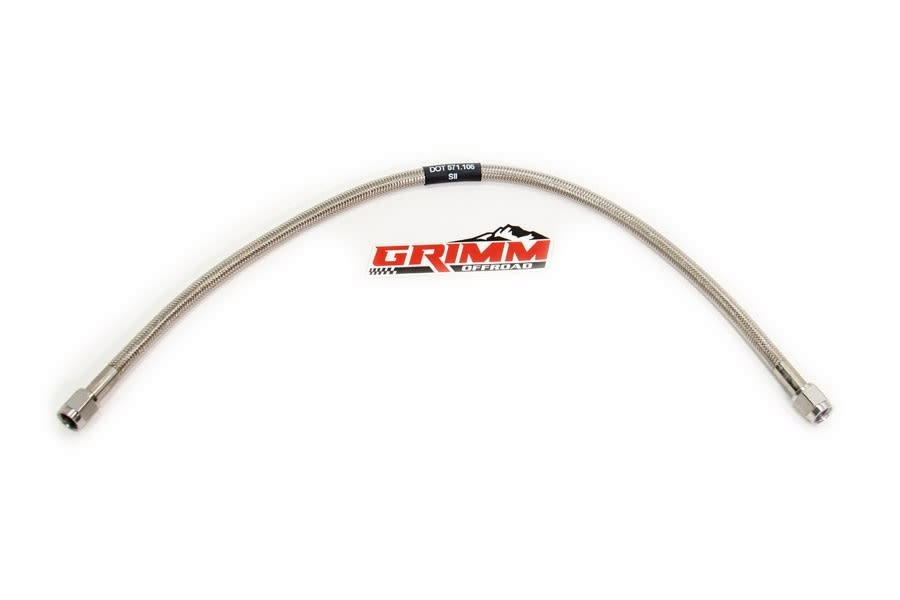 Grimm Offroad Braided Air Hose - 20in