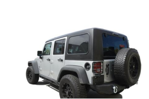 DV8 Offroad Ranger Hard Top 2 Piece  (Part Number: )