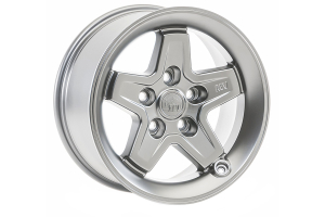 AEV Pintler Wheel Silver 17x8.5 5x5 (Part Number: )